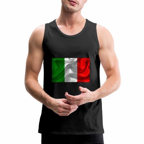 Italien - Männer Premium Tank Top