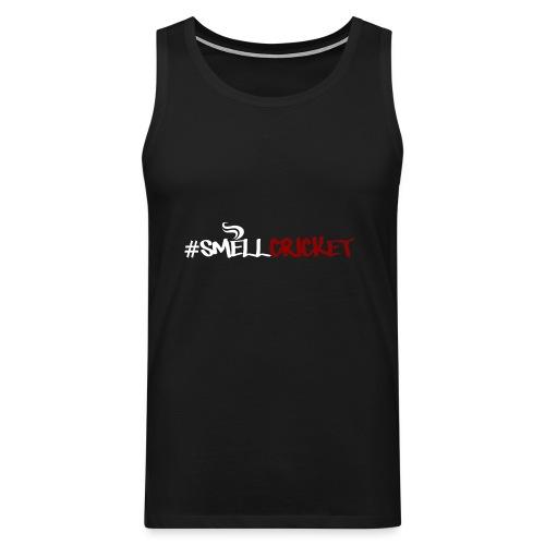 SmellCricket16 - Men's Premium Tank Top
