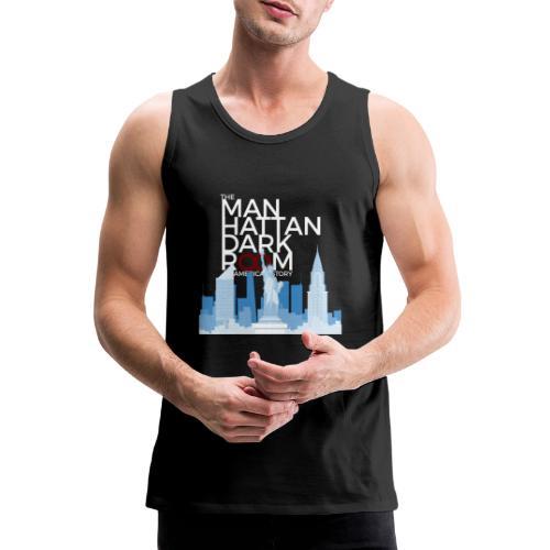 MANHATTAN DARKROOM NEW YORK 5 - Débardeur Premium Homme