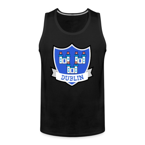 Dublin - Eire Apparel - Men's Premium Tank Top