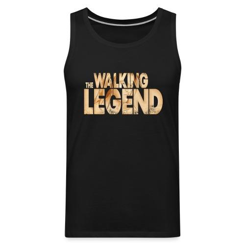 The Walking Legend - Men's Premium Tank Top