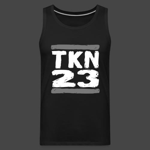 TKN 23 - Débardeur Premium Homme