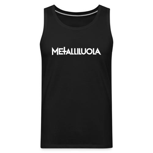 Metalliluola urheiluvaatteita - Miesten premium hihaton paita