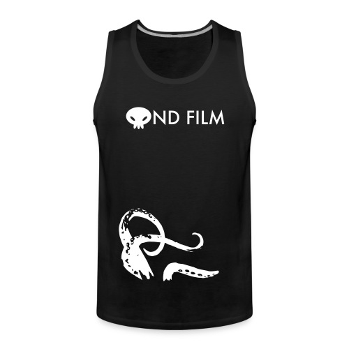 tentacle3 - Men's Premium Tank Top
