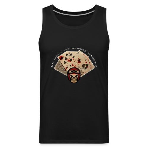 camiseta 2 png - Tank top premium hombre