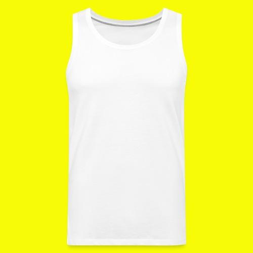 T Shirt Army weiß png - Männer Premium Tank Top