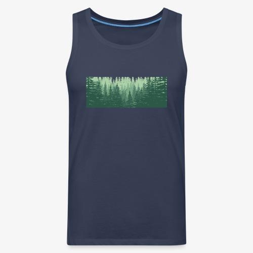pineforest - Men's Premium Tank Top