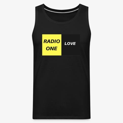 RADIO ONE LOVE - Débardeur Premium Homme