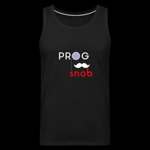 NUOVO3 png - Men's Premium Tank Top
