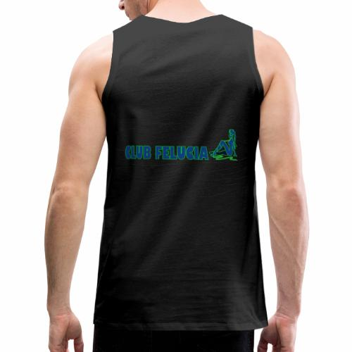 Madame's_Girls - Men's Premium Tank Top