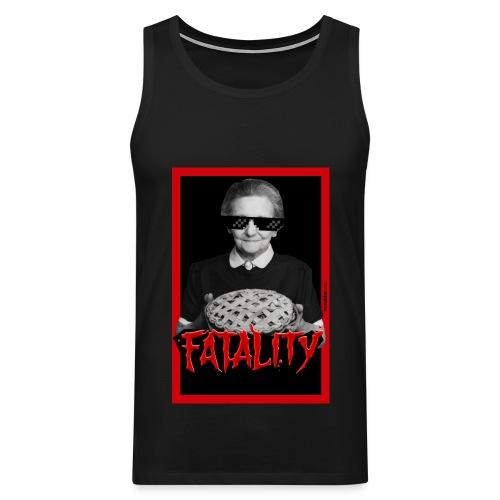 Fatality - Canotta premium da uomo