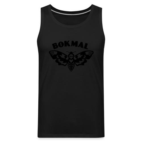 BOKMAL - Premiumtanktopp herr
