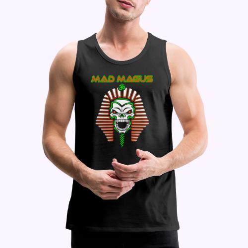 verrücktes magus shirt - Männer Premium Tank Top