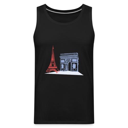 Paris - Débardeur Premium Homme