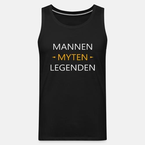Mannen myten legenden