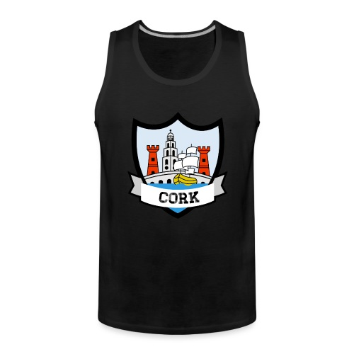 Cork - Eire Apparel - Men's Premium Tank Top