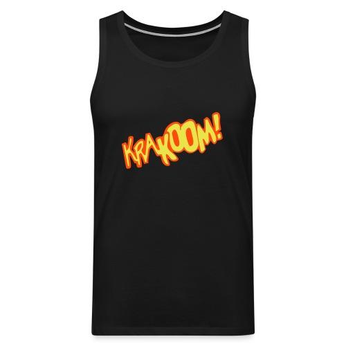 Comic Krakoom - Men's Premium Tank Top