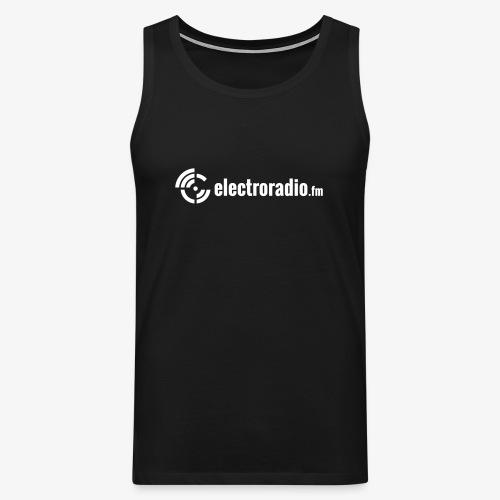 electroradio.fm - Männer Premium Tank Top