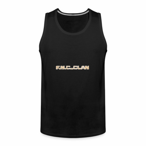 LIMITED EDITION MERCHANDISE! - Greater Gold - Men's Premium Tank Top