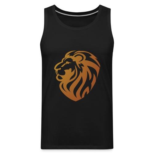 Bronze lion - Débardeur Premium Homme