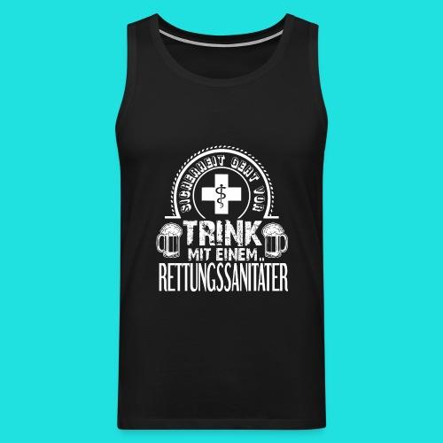 Sanitäter - Männer Premium Tank Top