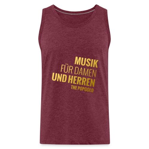goldigherren - Männer Premium Tank Top