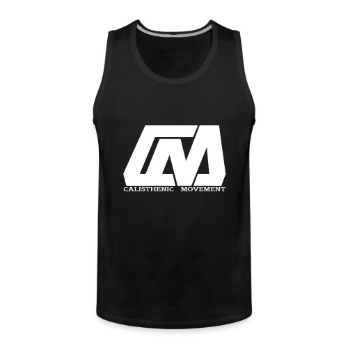 Calisthenic Movement - Männer Premium Tank Top