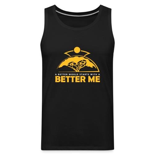 Better Me - Men's Premium Tank Top