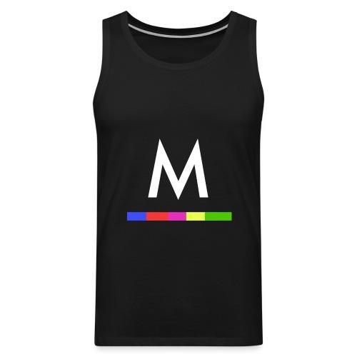 Metro - Tank top premium hombre
