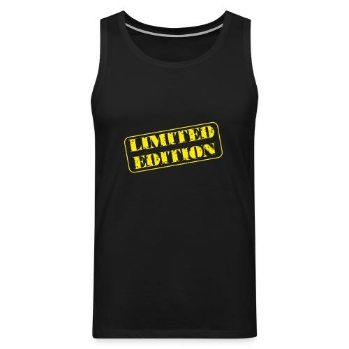 Limited Edition - Männer Premium Tank Top