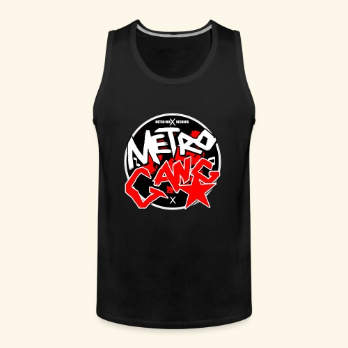 METRO GANG LIFESTYLE - Men's Premium Tank Top