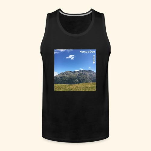 House of Dao - Top of Mountain View - Männer Premium Tank Top