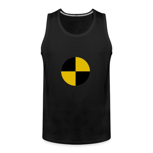 crash test - Men's Premium Tank Top