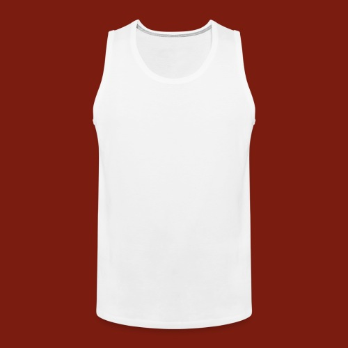 Old Skull - Men's Premium Tank Top