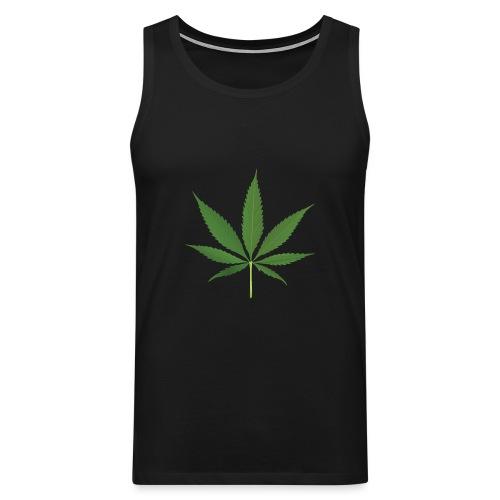 Weed - Men's Premium Tank Top