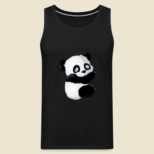 Bébé Panda - Débardeur Premium Homme