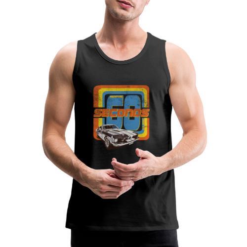 60 Seconds - Männer Premium Tank Top