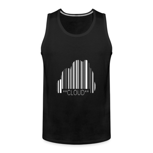Cloud - Men's Premium Tank Top