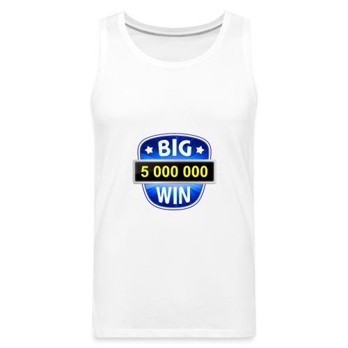 Big Win - Men's Premium Tank Top
