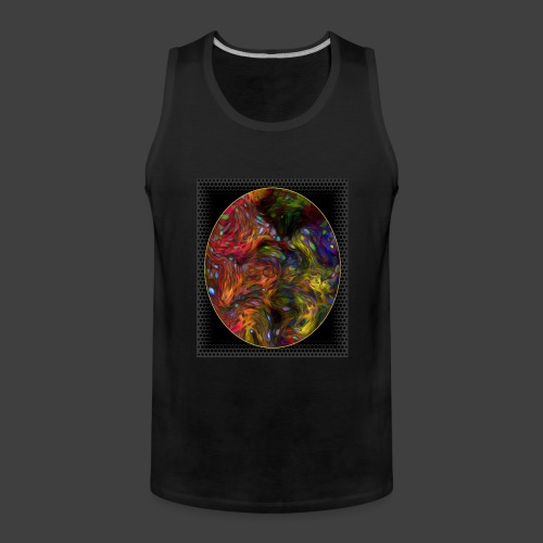 Who will arrive first - Men's Premium Tank Top