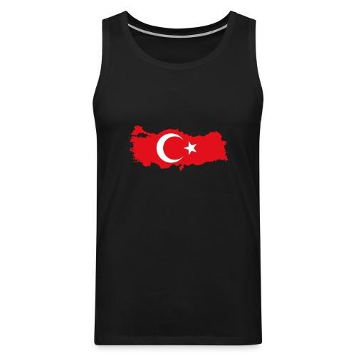 Tyrkern - Herre Premium tanktop