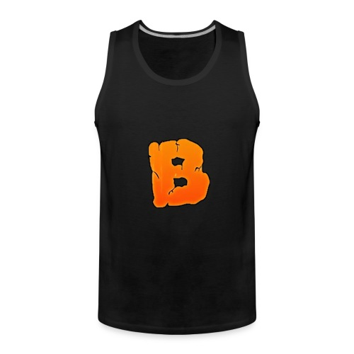 baba png - Men's Premium Tank Top