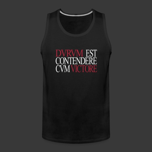 dec - Men's Premium Tank Top