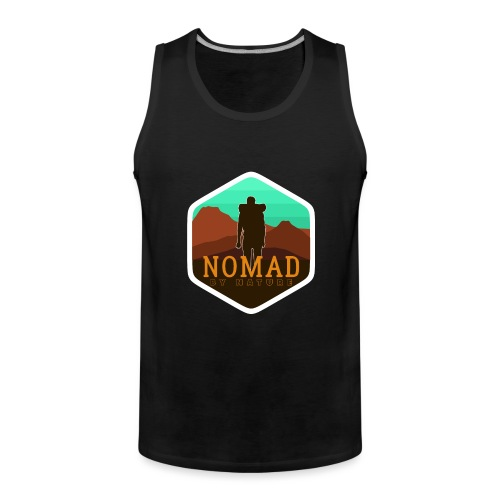 Nomad By Nature - Männer Premium Tank Top