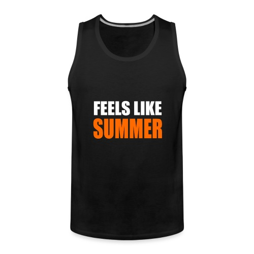 Feels like summer - Männer Premium Tank Top