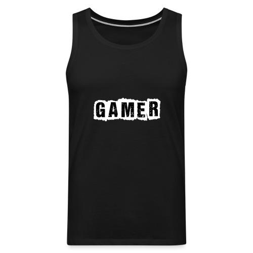 Gamer - Männer Premium Tank Top