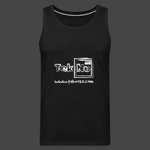 tekno23 - Débardeur Premium Homme