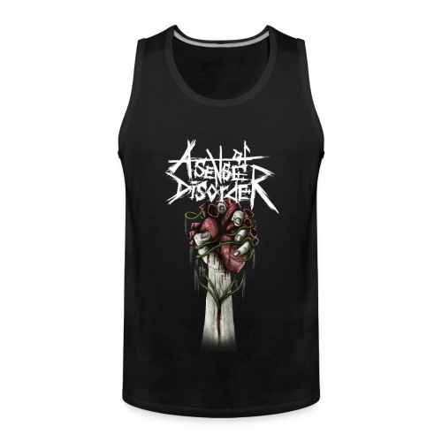 Flames of Life - Männer Premium Tank Top