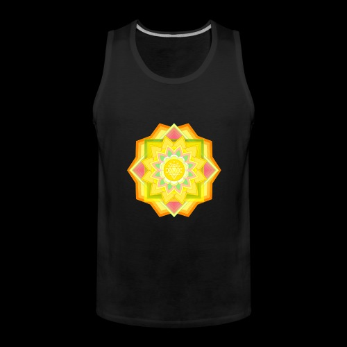 mandala 5 - Men's Premium Tank Top
