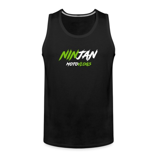 new_photo_logo - Men's Premium Tank Top